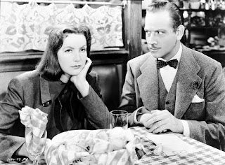 Greta Garbo Melvyn Douglas in Ninotchka 1939