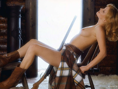 Girls of Playboy - Christina Egger - German Playmate of the Month January 1977