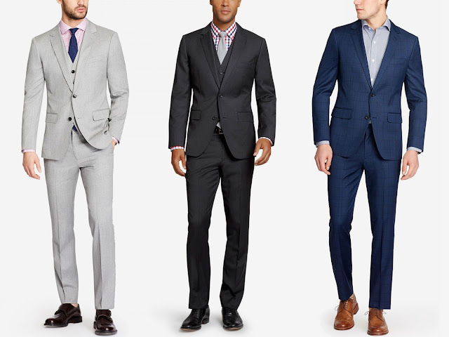 What Color Suit Do You Wear To A Wedding