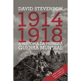 livro história da primeira guerra mundial stevenson