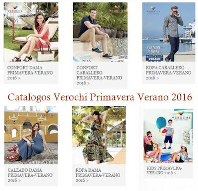 ver catalogos verochi 2016 pv