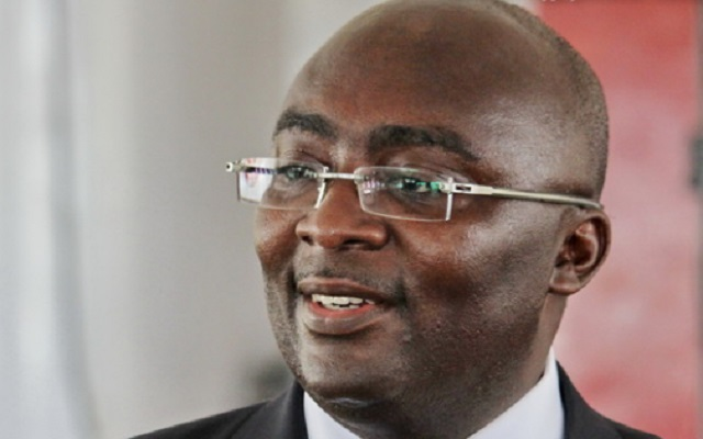 President Mahama doesn't read – Dr. Bawumia