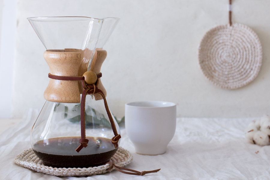 Design & Trend - CHEMEX for coffe lovers