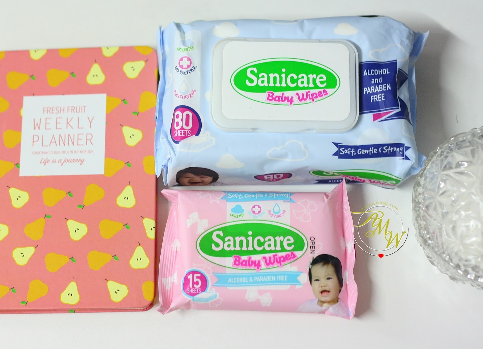 Super Soft Mini Wet Wipes Instead Of Cotton Wool Ideal For