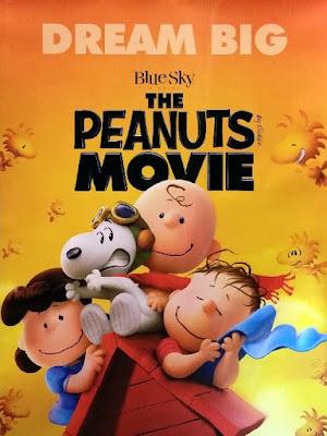 The Peanuts Movie 2015 [NTSC/DVDR-Custom HD] Ingles, Español Latino