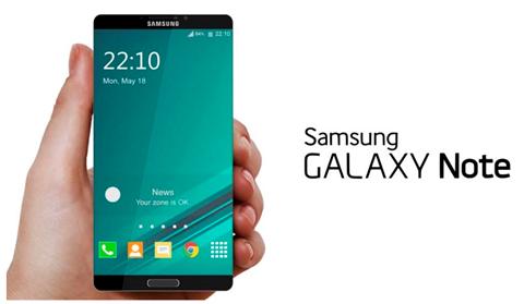 Galaxy Note 6 sẽ sử dụng chip mới của Qualcomm
