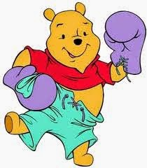 winnie the pooh boxing gloves