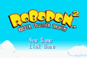 robopon 2 gba cheats download