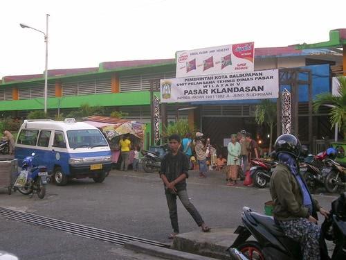 Pasar Klandasan