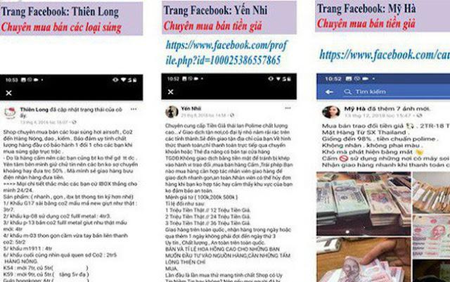 Vi pham của Facebook tại Việt Nam