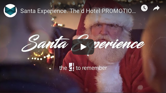 Christmas at The d Hotel