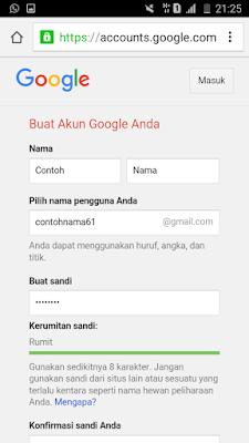 buat alamat email gmail