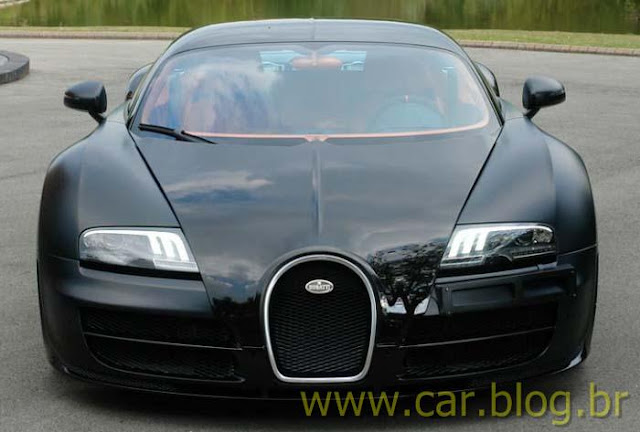 Bugatti Veyron Super Sports - usado