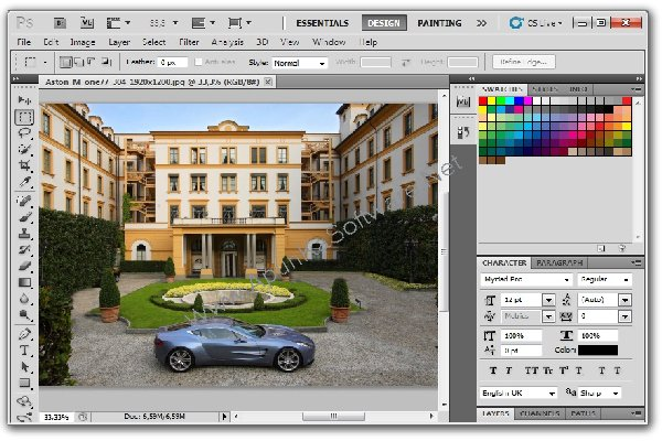 Adobe Photoshop CC 2017 v18.0.0 Full version Free Download