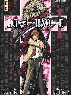 Death Note [Capítulos 13/13] [Manga] [PDF] [Español] [Mega]