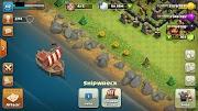 Rahasia Kapal Rusak Pada Game Clash Of Clans Akhirnya Terungkap