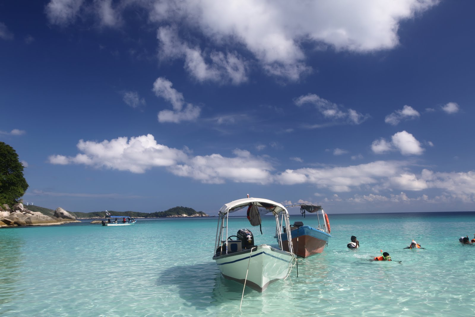 Perhentian Islands Weather January