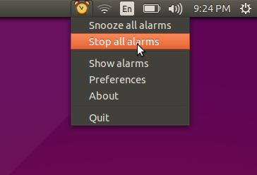 How To Install Alarm Clock in Ubuntu 15 04