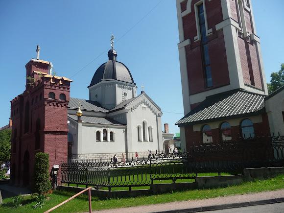 Трускавец. Церковь святого Николая
