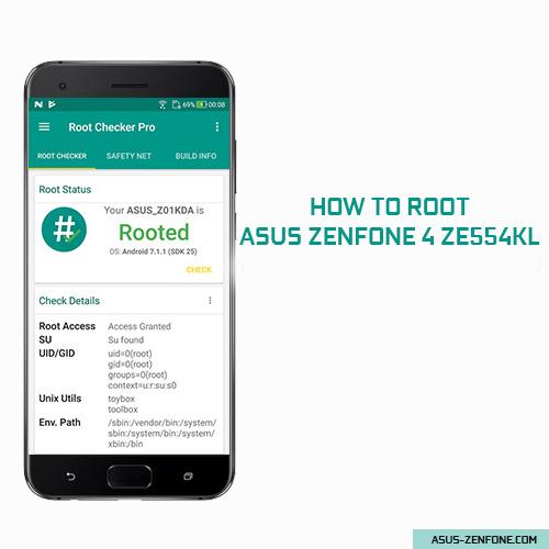 How To Root ASUS ZenFone 4 ZE554KL Asus Zenfone Blog
