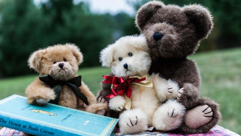 Teddy Bear Love Images