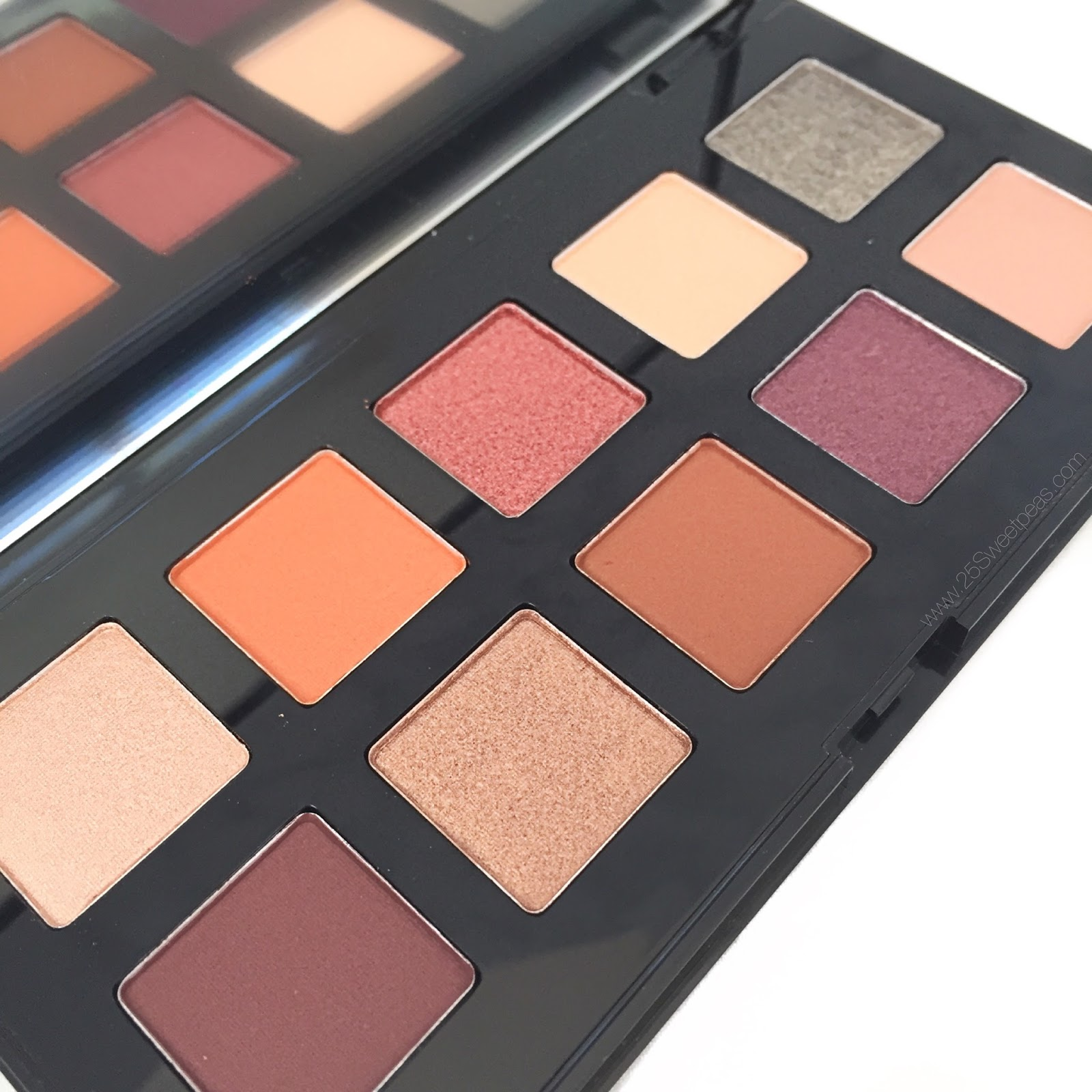 NYX Birthday Eyeshadow Palette Review