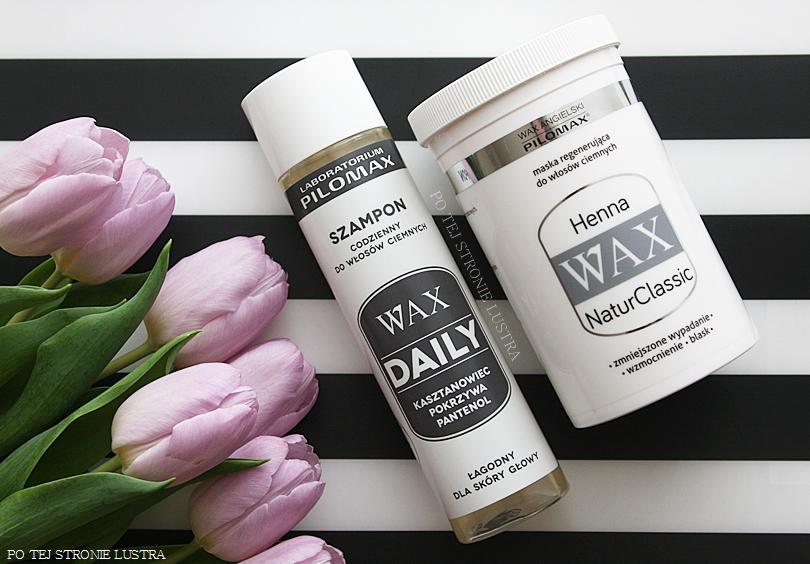 Pilomax szampon i maska do włosów ciemnych