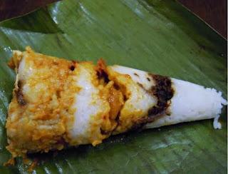 Nasi Tumpang Kelantan Simple