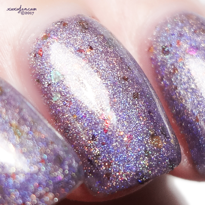 xoxoJen's swatch of Ever After Falling Reflections