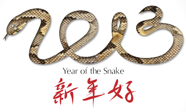 Spring 2013 Trend Snake and Croc Prints - Chinese New Year