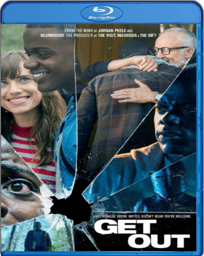 Get Out [2016] [BD25] [Latino]