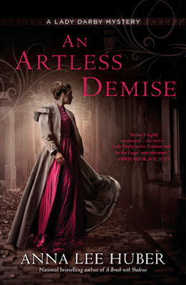 Blog Tour Giveaway | An Artless Demise by Anna Lee Huber