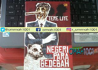 E-Book: Novel Negeri Para Bedabah Karya Tere Liye, Omah1001.net