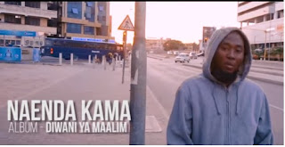 Audio Nash MC - NAENDA KAMA Mp3 Download