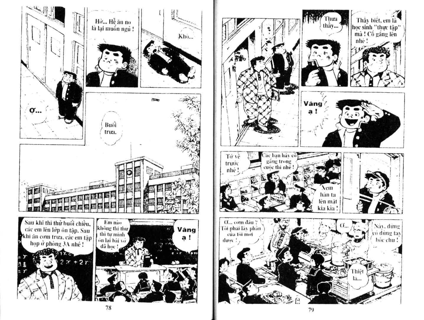 Ashita Tenki ni Naare chapter 10 trang 38