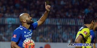 Persib Kemungkinan Lepas Sergio van Dijk pada Paruh Kedua Liga 1