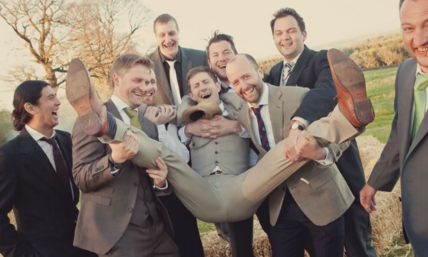 Grooms Are More Helpful With Wedding Planning Than Ever