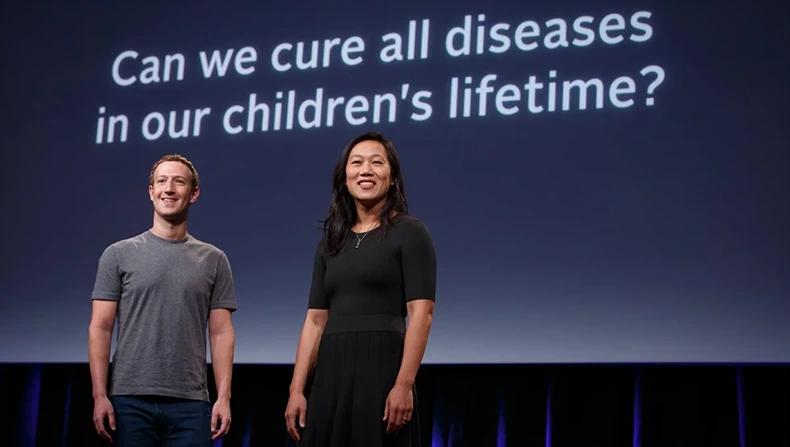 Марк Цукерберг основатель