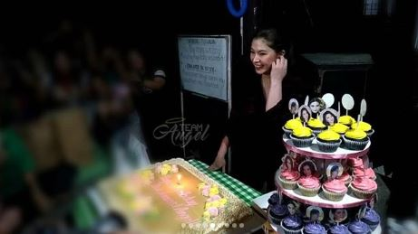 Angel Locsin Enjoyed Her Birthday Celebration At The Anawim Lay Missions Foundation, Inc.