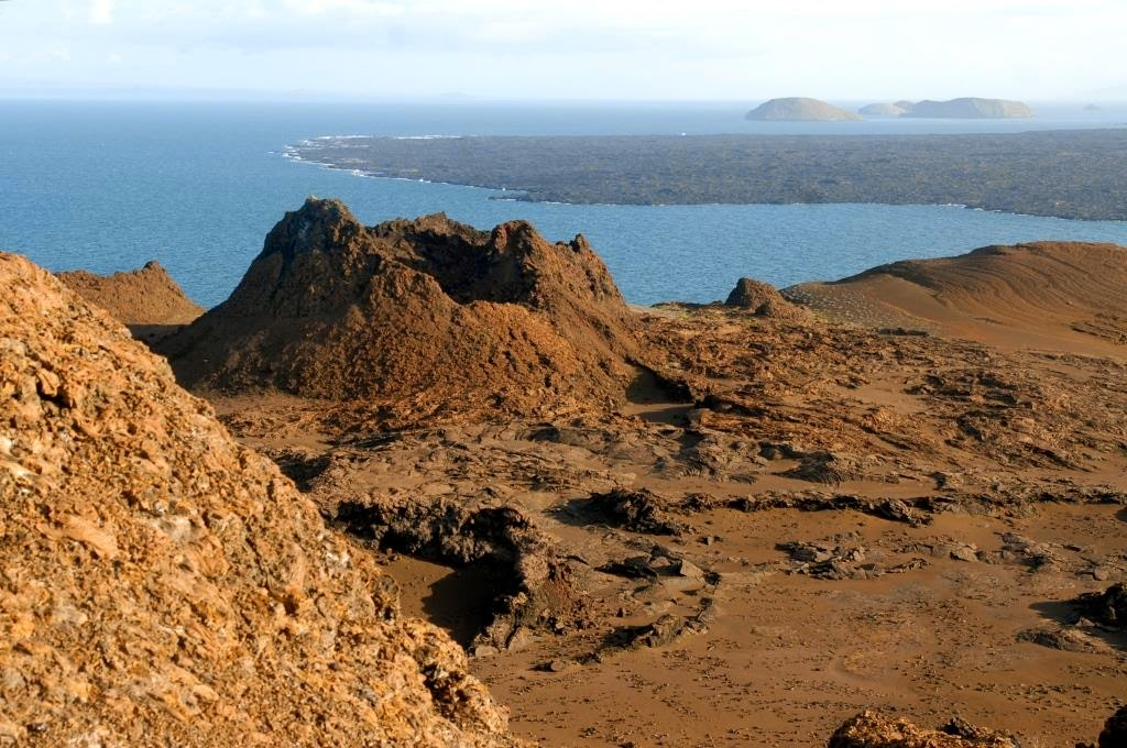 THE GALAPAGOS ISLANDS, A WET DREAM