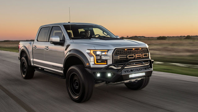 Ford F-150 RAPTOR - An Ultimate Pickup