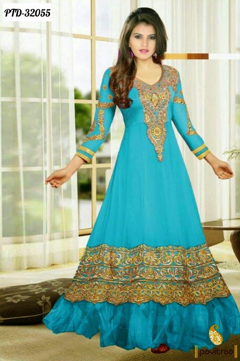 Wedding Bridal Anarkali Salwar Suits for Women | Women Clothing ...