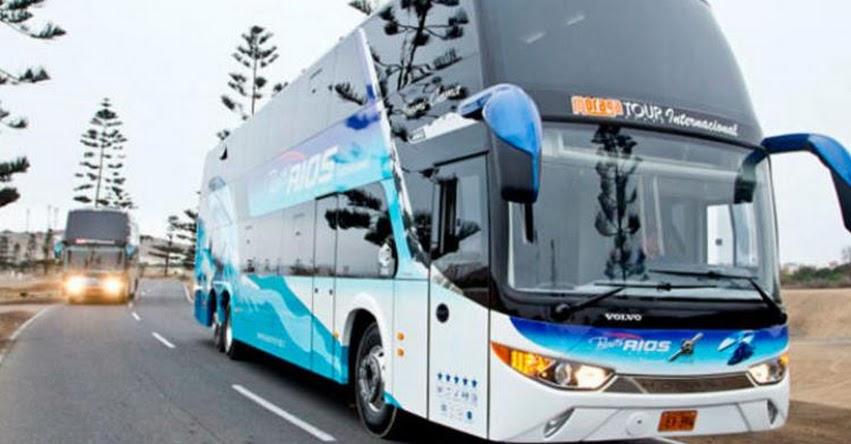 Anuncian paro nacional de transportistas interprovinciales en rechazo a la Ley que permitirá circulación de autocolectivos y minivans