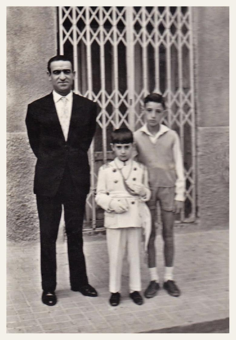 Familia De Rafael Sanchez Navarro