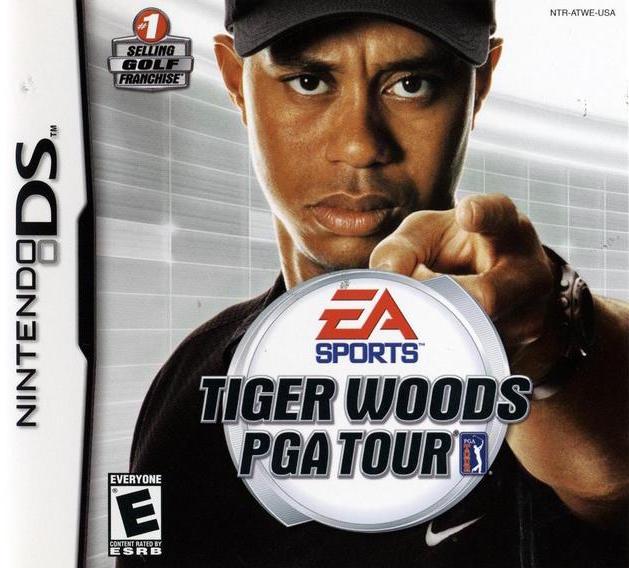 Tiger Woods PGA Tour (U) (GBXR)
