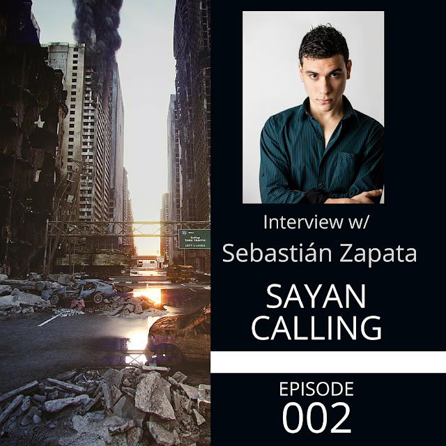 Sayan Calling 002: Photorealism & Lighting with Sebastian Zapata