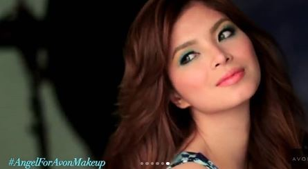 Throwback Thursday: Angel Locsin's 2015 Shoot For Avon Philippines