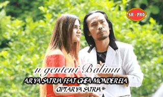 Lirik Lagu Ngenteni Balimu - Ghea Monderela Ft Arya Satria