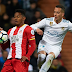 """Real Madrid no perdona a un aguerrido Girona que contó con el accionar del """"Choco"""" Lozano"""