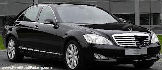 Sewa Mobil Mewah Padang Mercedes Benz